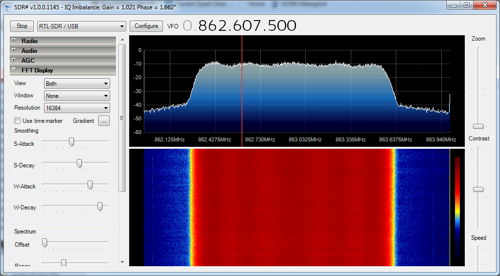 identification of cdma2000  gsm  and lte signals with sdr